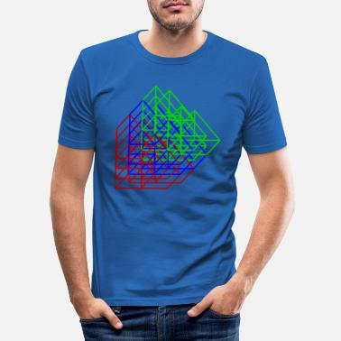 Dimension Dimensions - Men's Slim Fit T-Shirt