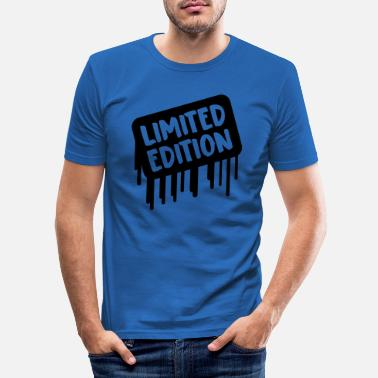 Deluxe limited_edition_1 - Slim fit T-shirt mænd