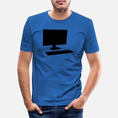 Pc PC - Männer Slim Fit T-Shirt