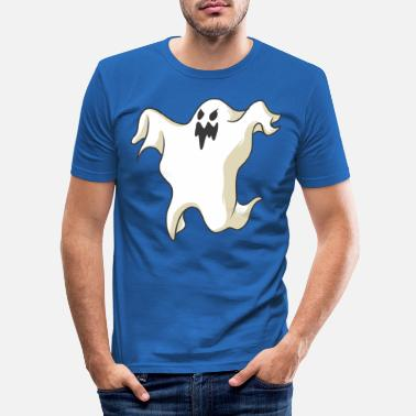 Night Of The Witches Ghost | Spirit | Gift idea - Men's Slim Fit T-Shirt