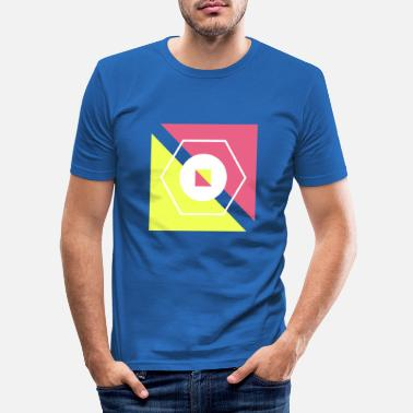Symbol symbol - Men's Slim Fit T-Shirt