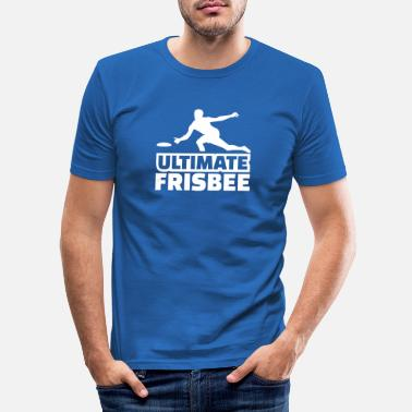 Frisbee Ultimate Frisbee - T-shirt moulant Homme