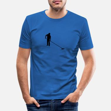 Salt salt worker - Men's Slim Fit T-Shirt