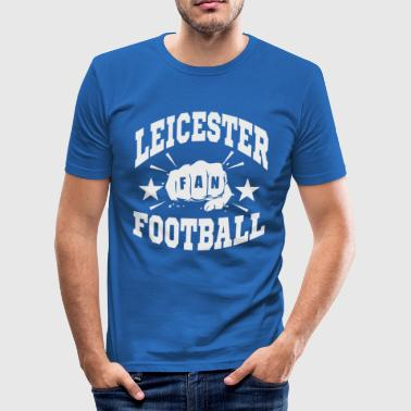 Leicester Football Fan - slim fit T-shirt