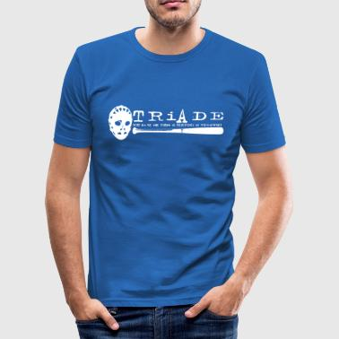 triade 3 - Herre Slim Fit T-Shirt