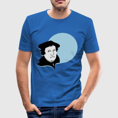 Martin Luther modern - slim fit T-shirt