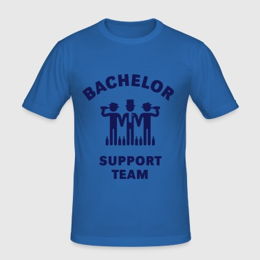 Bachelor Support Team (Stag Party) - Men's Slim Fit T-Shirt