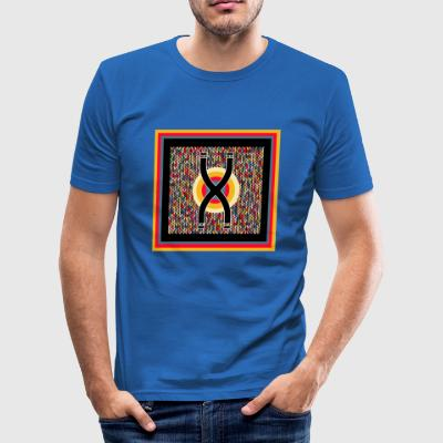 Wolly Art - Men's Slim Fit T-Shirt