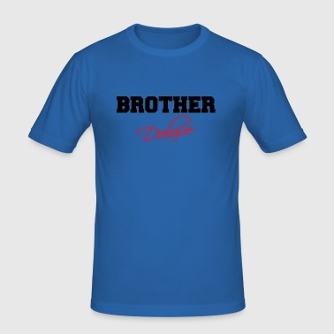 Brother Deluxe - T-shirt près du corps Homme