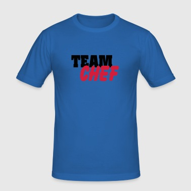 Team chef - Men's Slim Fit T-Shirt
