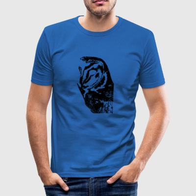 ugle - Herre Slim Fit T-Shirt