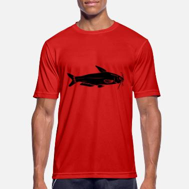 Catfish catfish - Men's Sport T-Shirt