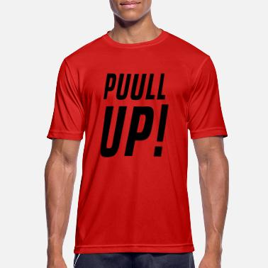 PUULL UP - Camiseta deportiva hombre
