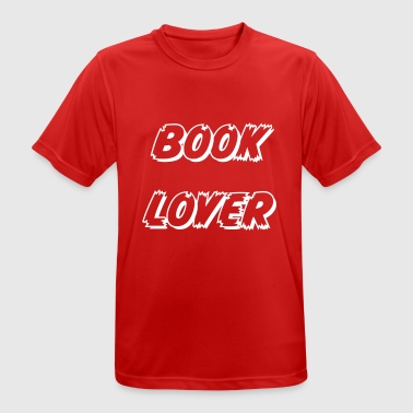 Book Lovers Book Lover - Men's Breathable T-Shirt
