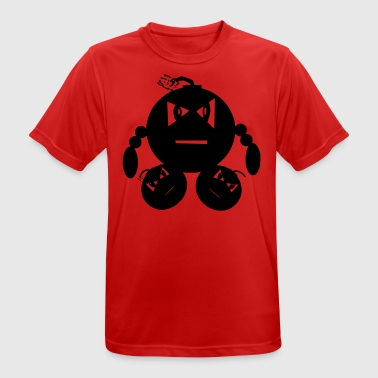 Man of explotions - Men's Breathable T-Shirt