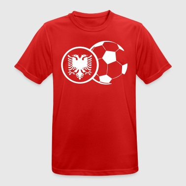 Albania soccer kosova - Men's Breathable T-Shirt