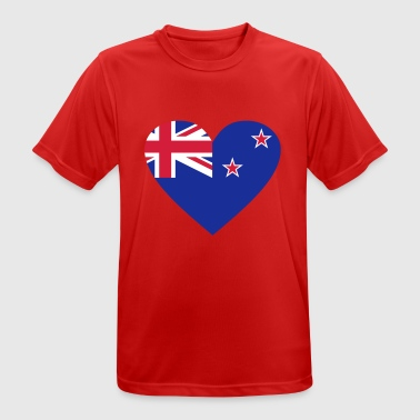 2541614 14657116 New Zealand - Men's Breathable T-Shirt