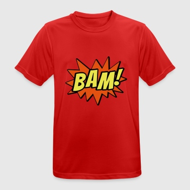 BAM - Men's Breathable T-Shirt