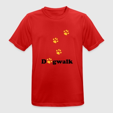 Dogwalk - Men's Breathable T-Shirt
