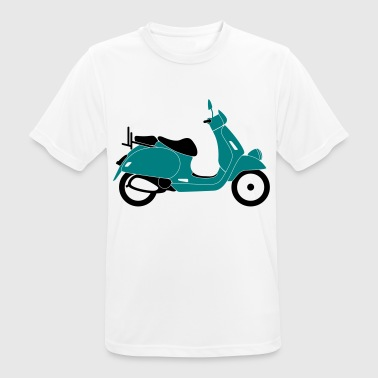 Scooter / Scooter - Men's Breathable T-Shirt
