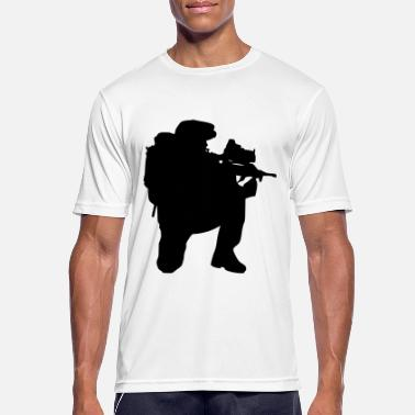 Soldier soldier army army soldier - Men's Sport T-Shirt