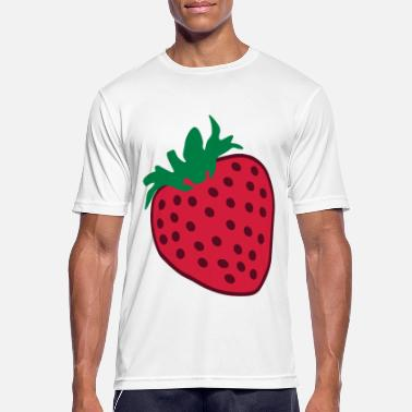 Strawberry Strawberry - T-shirt sport Homme
