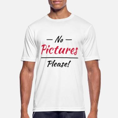 Picture No pictures please! - Sport T-shirt herr