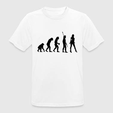 SEXY EVOLUTION! - Men's Breathable T-Shirt