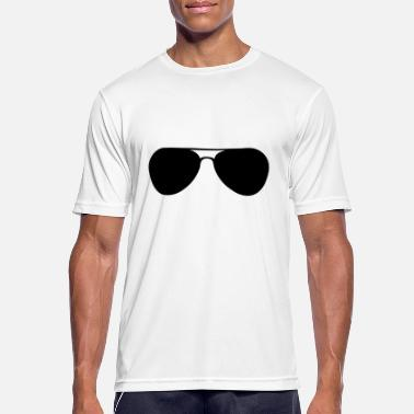 Ban sunglasses - Men's Sport T-Shirt