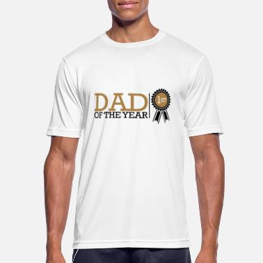 Dad Of The Year Dad Of The Year - Männer Sport T-Shirt