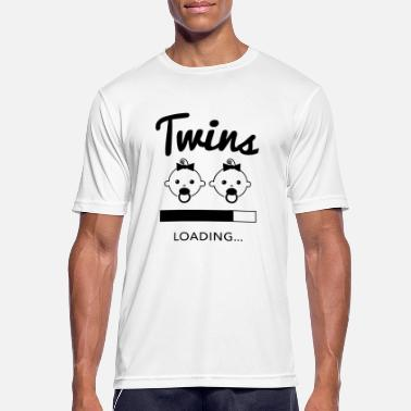 Twins Twins Loading - T-shirt sport Homme