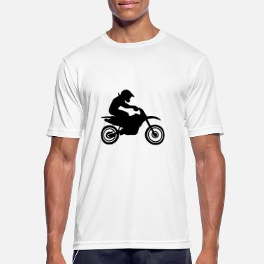Motocross Motocross - Men's Sport T-Shirt
