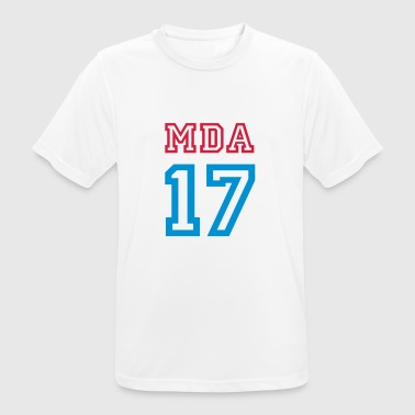 MOLDAVIA 2017 - Men's Breathable T-Shirt