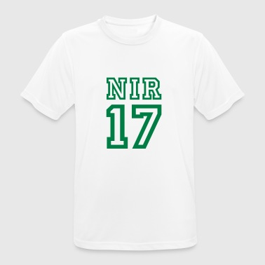 NORTHERN IRELAND 2017 - Camiseta hombre transpirable