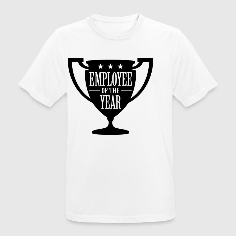 Employee of the Year! - Men's Breathable T-Shirt