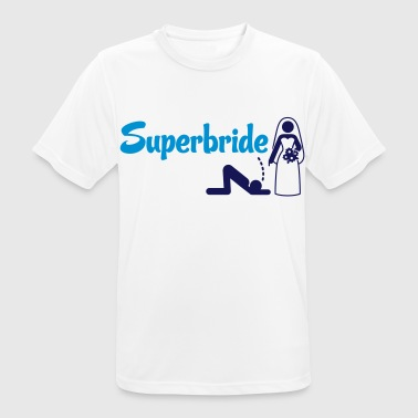 Super Bride! - Men's Breathable T-Shirt