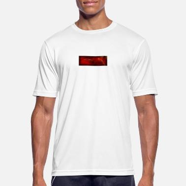 Textures Red texture - Men's Sport T-Shirt