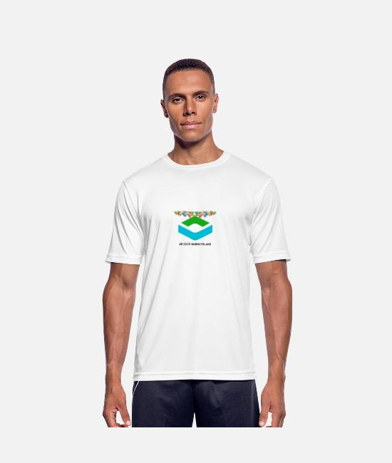 Sale T-Shirts - 1585294494373 - Men's Sport T-Shirt white
