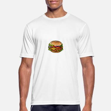 Burger Burger - Men's Sport T-Shirt