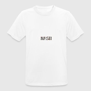 NASTI - Men's Breathable T-Shirt
