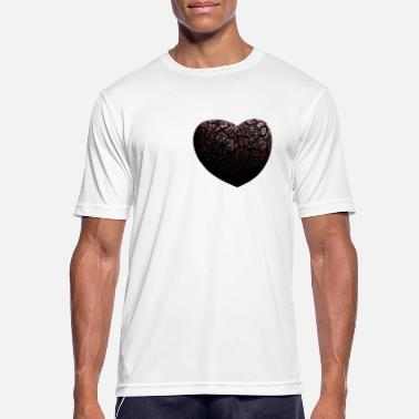 Black Heart Black Heart - Men's Sport T-Shirt