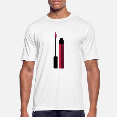 Lipgloss Lipgloss Vector (Your Color) - Men's Sport T-Shirt
