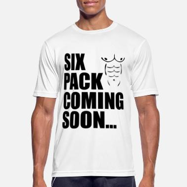 Pack Six Pack Coming Soon - Men's Sport T-Shirt