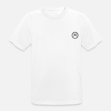 Antisocial ANTISOCIALE - mannen T-shirt ademend