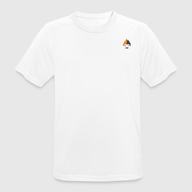 Logo Gamer - Men's Breathable T-Shirt