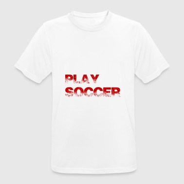 Funny funny saying Football Gift - Men's Breathable T-Shirt