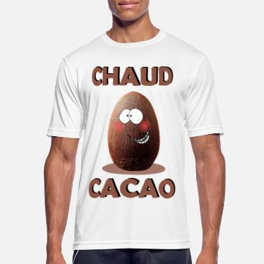 Cacao chaud cacao - T-shirt sport Homme
