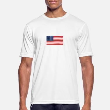 Us Army US Army Welttournee - Männer Sport T-Shirt