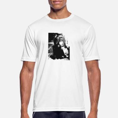 Howard S-MAN av Howard Charles - Andningsaktiv T-shirt herr