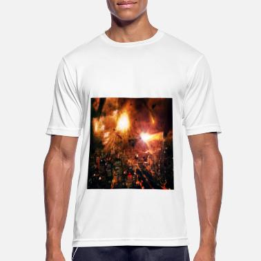 End Of World End of the world - Men's Breathable T-Shirt